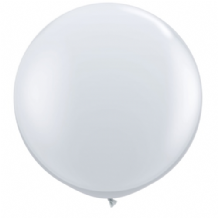 3ft Giant Balloons - Clear Latex Balloon 1pc